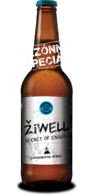 ŽiWELL Secret of Enigma Craftbeer