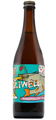ŽiWELL Crazy Series Marshmallow IPA