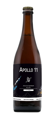 ŽiWELL feat. SIlkers Brewery APOLLO 11