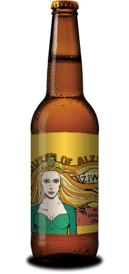 ŽiWELLQueen of Ales