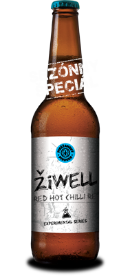ŽiWELL Red Hot Chilli Reapers