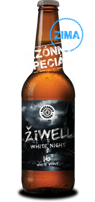 ŽiWell 16° White Night pivo